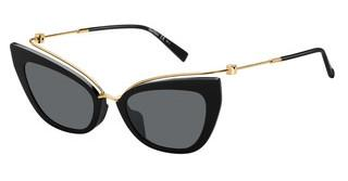 Max Mara MM MARILYN/G 2M2/IR GREYBLK GOLD