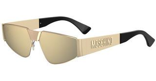 Moschino MOS037/S 000/UE GREY IVORY SPROSE GOLD