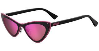 Moschino MOS051/S 3MR/VQ PINK MULTILAYERBLK FUCHS