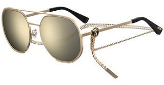 Moschino MOS052/S 000/UE GREY IVORY SPROSE GOLD