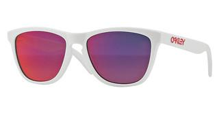 Oakley OO9013 24-307 RUBY IRIDIUMPOLISHED WHITE