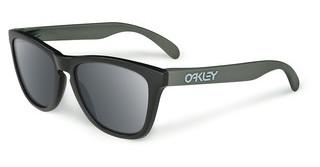 Oakley OO9013 24-335 BLACK IRIDIUMMATTE BLACK GP75