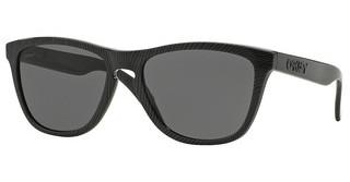 Oakley OO9013 901356 WARM GREYFINGERPRINT DARK GREY