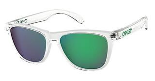 Oakley OO9013 9013A3 JADE IRIDIUMPOLISHED CLEAR
