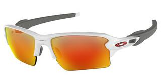 Oakley OO9188 918893 PRIZM RUBYPOLISHED WHITE