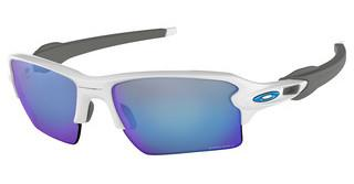 Oakley OO9188 918894 PRIZM SAPPHIREPOLISHED WHITE