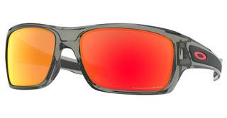 Oakley OO9263 926310 RUBY IRIDIUM POLARIZEDGREY INK