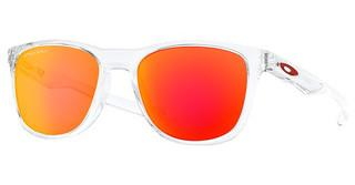 Oakley OO9340 934018 PRIZM RUBYPOLISHED CLEAR