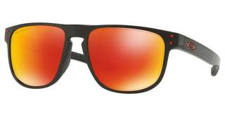 Oakley OO9377 937707 PRIZM RUBY POLARIZEDPOLISHED BLACK