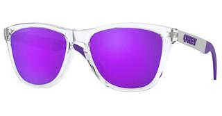 Oakley OO9428 942806 VIOLET IRIDIUM POLARIZEDPOLISHED CLEAR