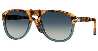 Persol PO0649 112032 GREY GRADIENT BLUBROWN TORTOISE/OPAL BLUE