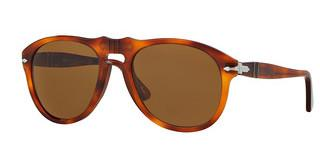 Persol PO0649 96/33 CRYSTAL BROWNLIGHT HAVANA