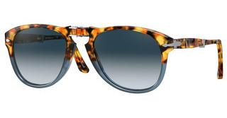 Persol PO0714 112032 GREY GRADIENT BLUBROWN TORTOISE/OPAL BLUE