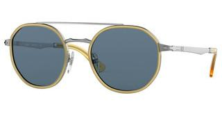 Persol PO2456S 109356 LIGHT BLUEGUNMETAL/HONEY