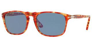 Persol PO3059S 106056 BLUETORTOISE RED