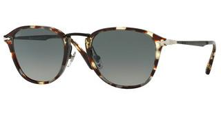 Persol PO3165S 105771 GREY GRADIENT DARK GREYHAVANA-GREY-BROWN