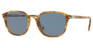 Persol PO3186S 106456 LIGHT BLUESPOTTED BROWN BEIGE