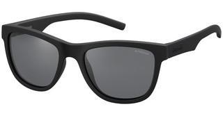 47 Polaroid Kids PLD 8018//S LM VWA Sunglasses Green//Grey Goldmir Pz