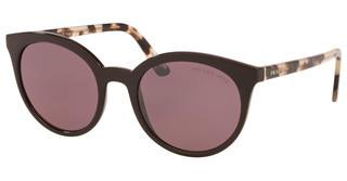 Prada PR 02XS DHO04C POLAR PINK MIRROR FLASH SILVERBROWN