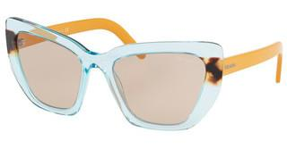 Prada PR 08VS 4704I2 LIGHT BROWNAZURE/MEDIUM HAVANA