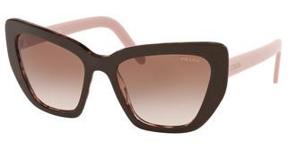 Prada PR 08VS ROL0A6 GRADIENT BROWNBROWN/SPOTTED PINK