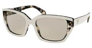 Prada PR 15XS 06C5J2 LIGHT BROWNIVORY