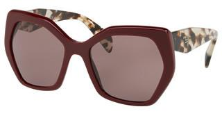 Prada PR 16RS VIY6X1 PURPLE BROWNBORDEAUX