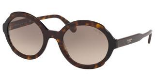 Prada PR 17US 3913D0 BROWN GRADIENTHAVANA/BLACK