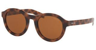 Prada PR 24VS 5192Z1 BROWNSPOTTED BROWN