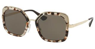 Prada PR 57US UAO5S2 BROWNSPOTTED OPAL BROWN