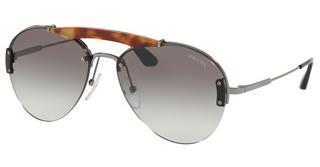 Prada PR 62US 2990A7 GREY GRADIENTLIGHT HAVANA/GUNMETAL