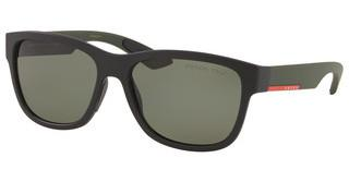 Prada Sport PS 03QS 1BO5X1 POLAR GREENMATTE BLACK