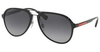 Prada Sport PS 05RS 1AB5W1 POLAR GREY GRADIENTBLACK