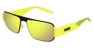 Puma PU0283S 003 YELLOWBLACK