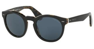 Ralph Lauren RL8146P 5613R5 SMOKEBLACK ON SPOTTY HAVANA