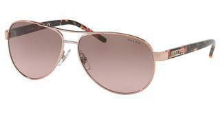 Ralph RA4004 915814 VIOLET GRADIENT BROWNSHINY ROSE GOLD