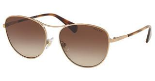 Ralph RA4126 933613 GRADIENT BROWNSHINY ROSE GOLD