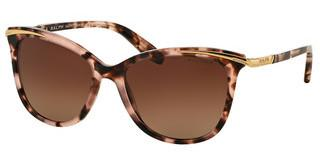 Ralph RA5203 1463T5 POLAR GRADIENT BROWNSHINY PINK TORTOISE & GOLD