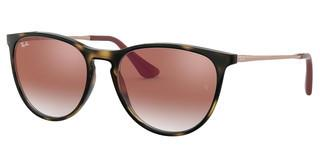 Ray-Ban Junior RJ9060S 7047V0 RED MIRROR REDHAVANA