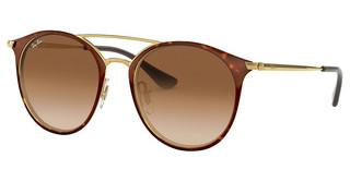 Ray-Ban Junior RJ9545S 270/13 BROWN GRADIENTHAVANA ON ARISTA