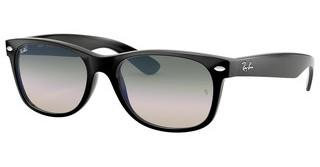 Ray-Ban RB2132 901/3A CLEAR GRADIENT GREENBLACK