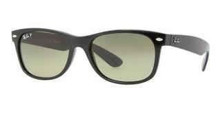 Ray-Ban RB2132 901/76 BLACK CRYSTAL POLAR BLU GRAD.GREEN