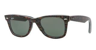 Ray-Ban RB2140 1089 CRYSTAL GREENTOP TEXTURE ON BLACK