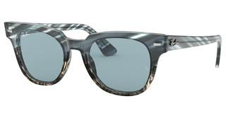 Ray-Ban RB2168 125262 LIGHT BLUEBLUE GRADIENT GREY STRIPPED