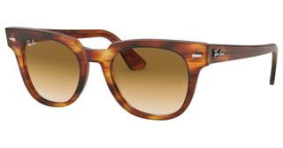 Ray-Ban RB2168 954/51 CLEAR GRADIENT BROWNSTRIPED HAVANA