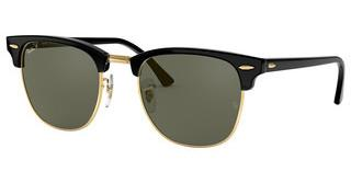 Ray-Ban RB3016 901/58 CRYSTAL GREEN POLARIZEDBLACK