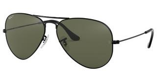 Ray-Ban RB3025 002/58 CRYSTAL GREEN POLARIZEDBLACK