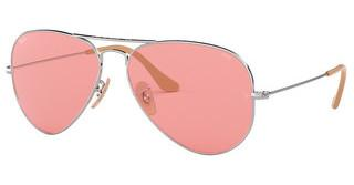 Ray-Ban RB3025 9065V7 PINKSILVER