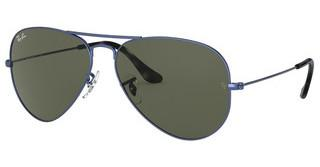 Ray-Ban RB3025 918731 GREENSAND TRASPARENT BLU
