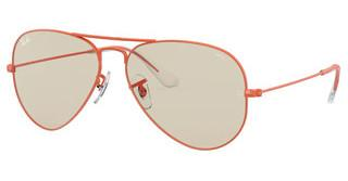 Ray-Ban RB3025 9221T2 PHOTO EVOLVE BROWN /GREYRED